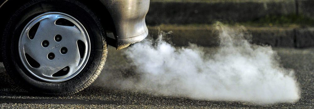 White smoke coming from your car exhaust? - Jackson Motors
